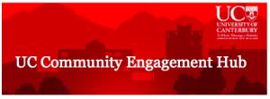 UC Community Engagement Hub logo